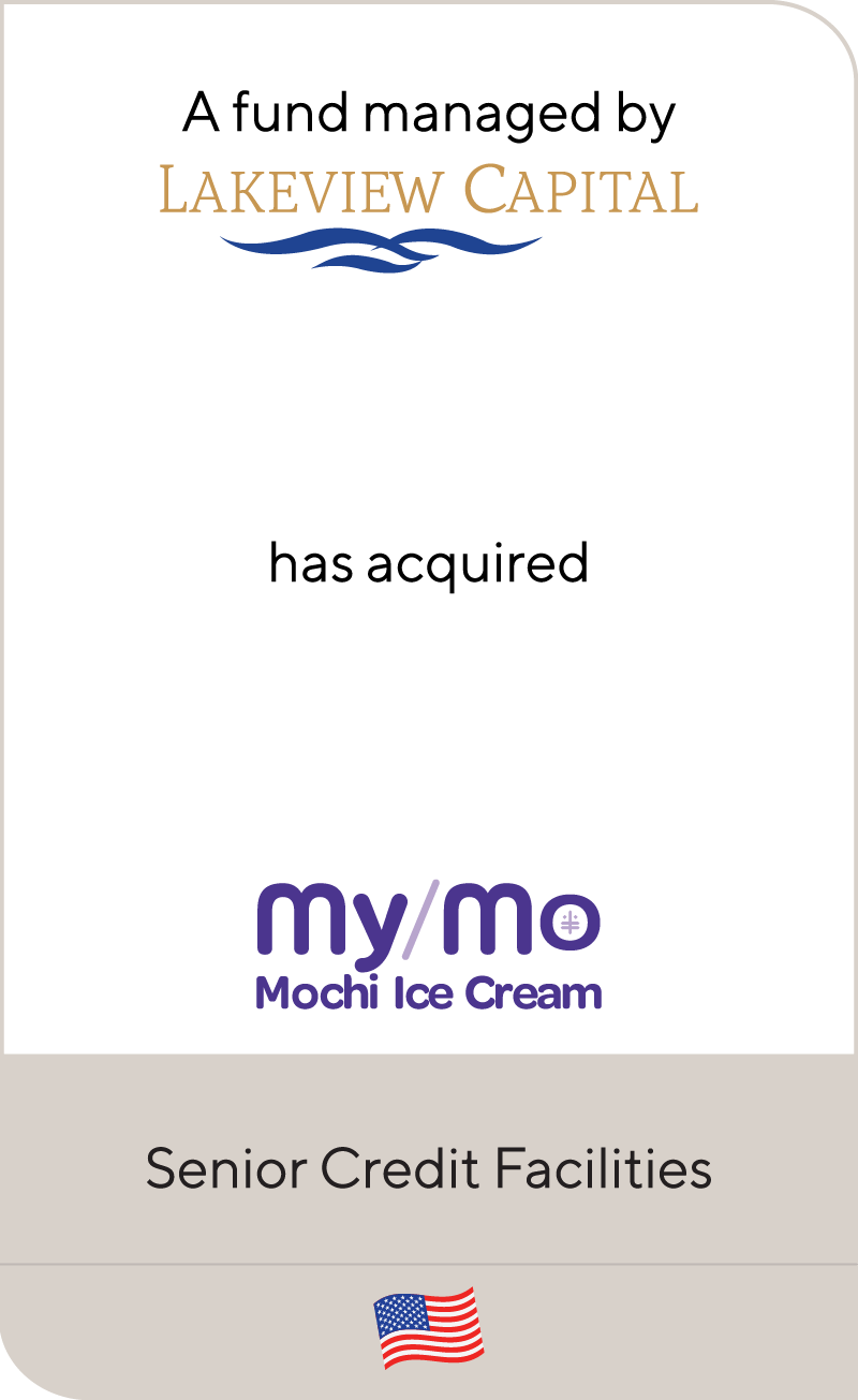 Lake View Capital, Inc The Mochi Ice Cream Company 2020