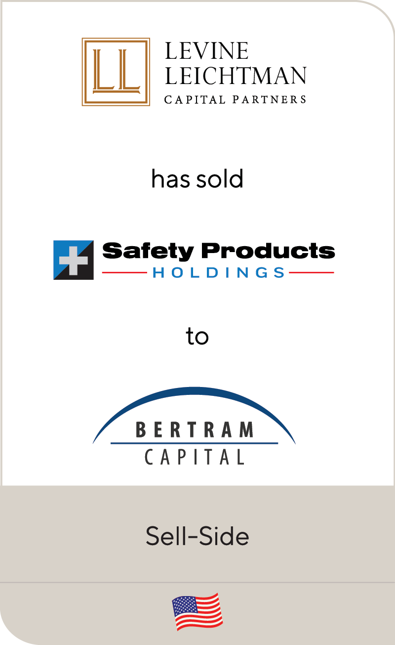 Levine-Leichtman_Safety-Products-Holding_Bertram-Capital