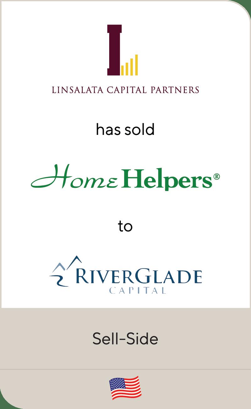 Linsalata Capital Partners Home Helpers RiverGlade Capital 2021