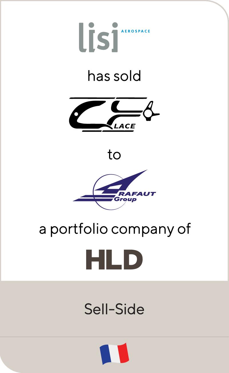 Lisi Aerospace LACE Rafaut Group HLD 2021