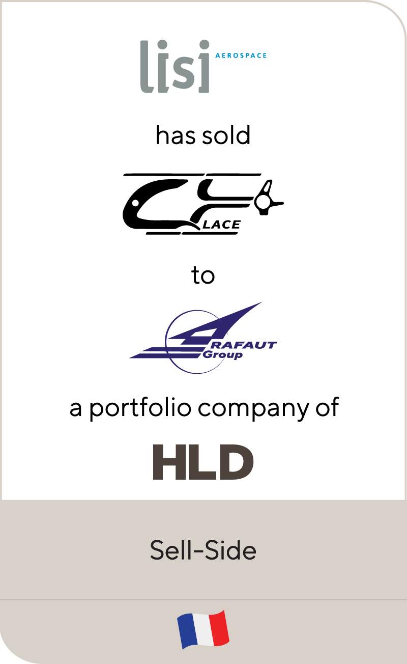 Lisi Aerospace LACE Rafaut Group HLD 2021