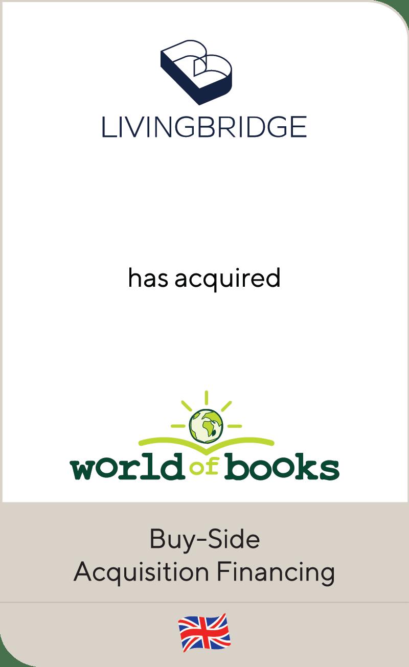 LivingBridge World Of Books 2021