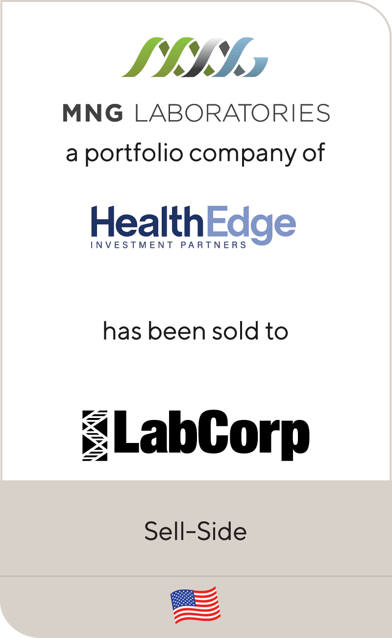 MNG Labs LabCorp 2019