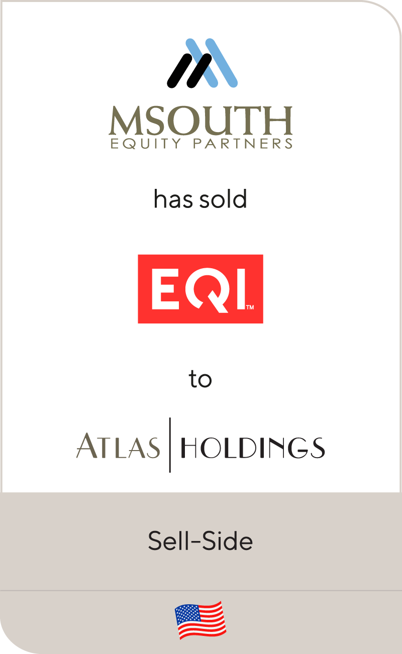 MSouth EP EQI Ltd Atlas Holdings 2019