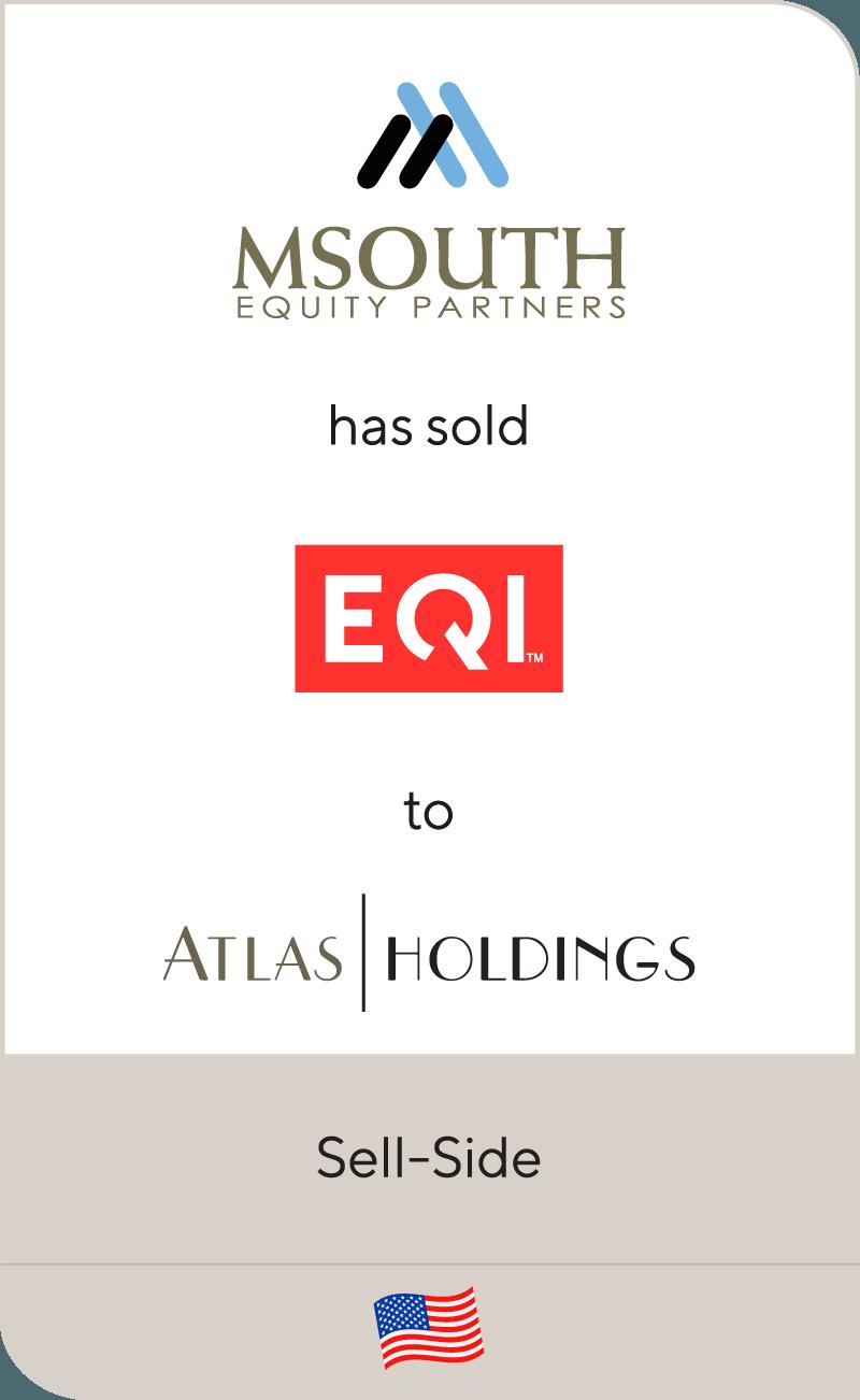 MSouth EP EQI Ltd Atlas Holdings 2019