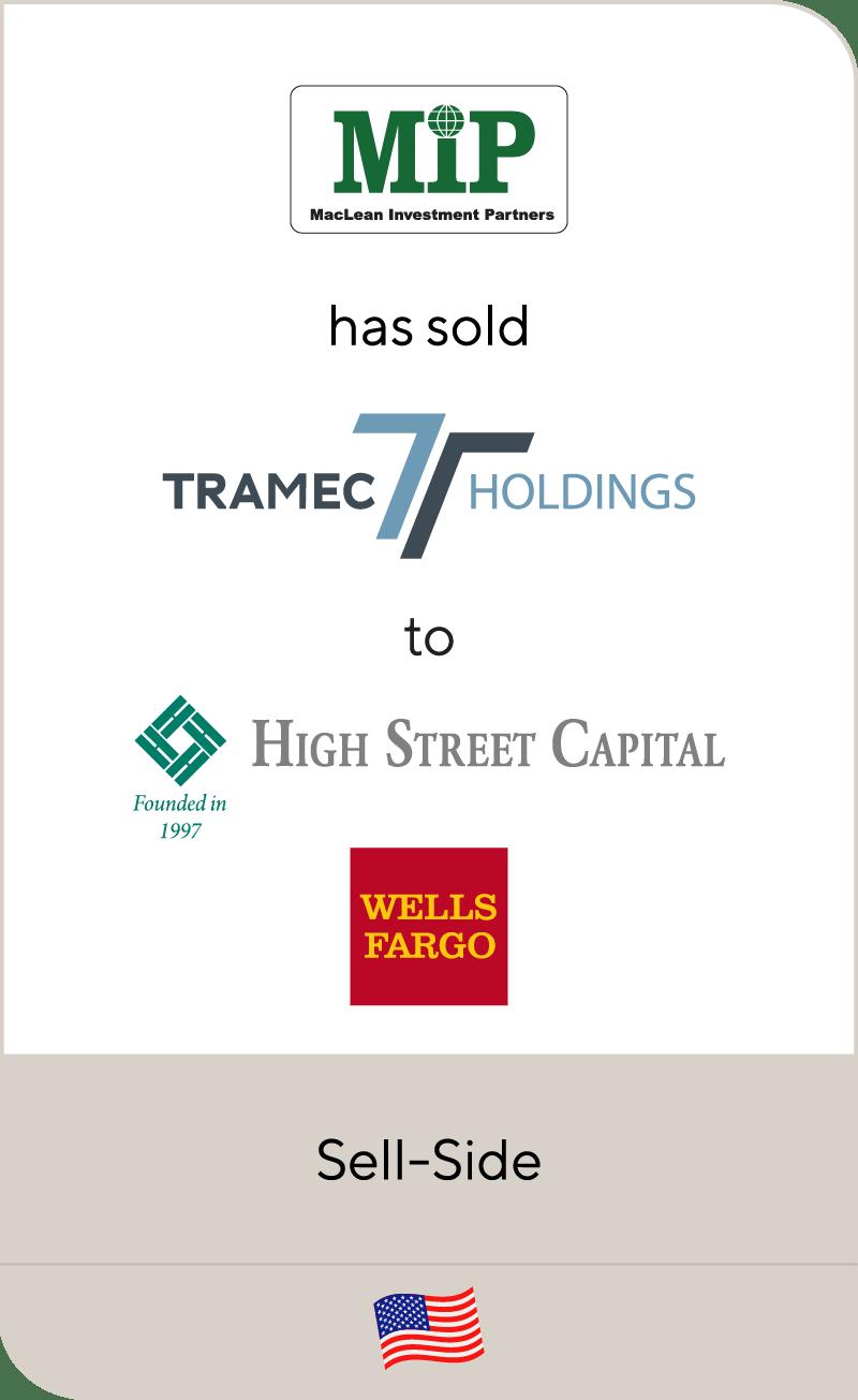 Maclean Investment Partners Tramec Holdings High Street Capital Wells Fargo Strategic Capital 2021