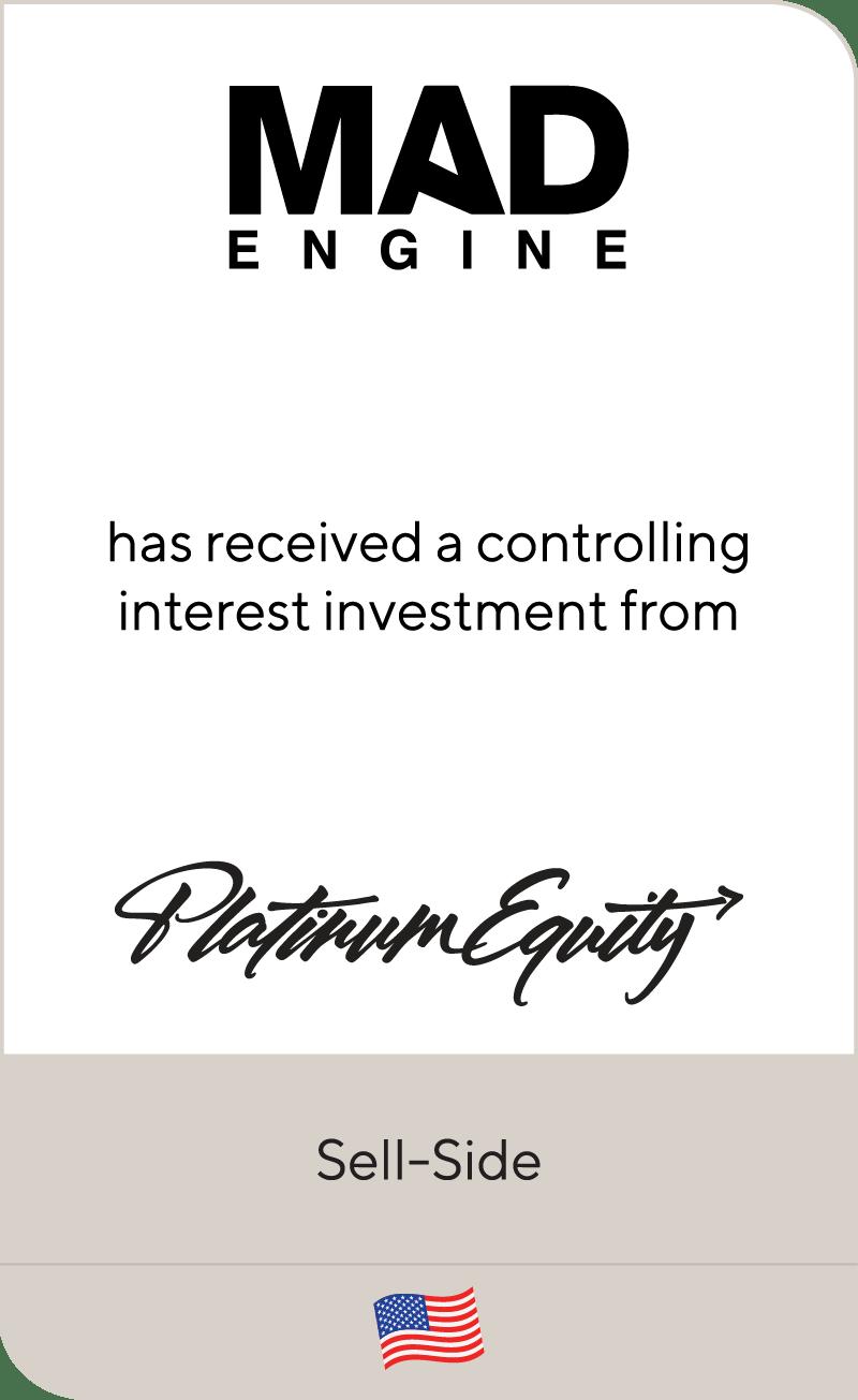 Mad Engine Platinum Equity 2020