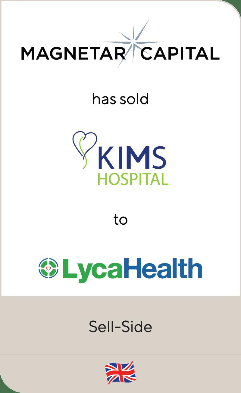 Magnetar Financial KIMS Hospital LycaHealth 2021