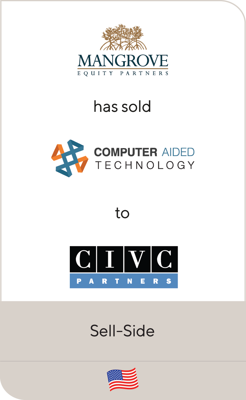 Mangrove Equity Partners has sold CATI to CIVC Partners