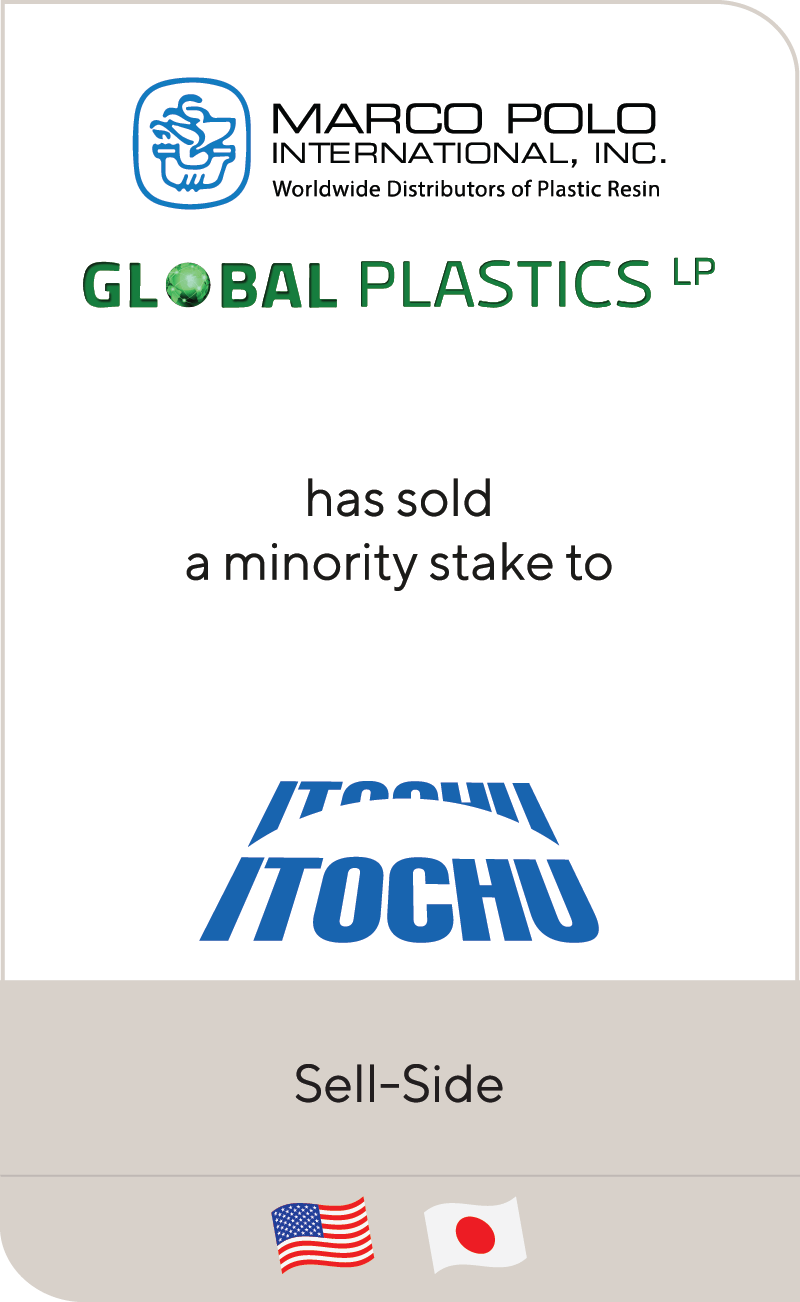 Marco Polo Global Plastics Itochu 2019