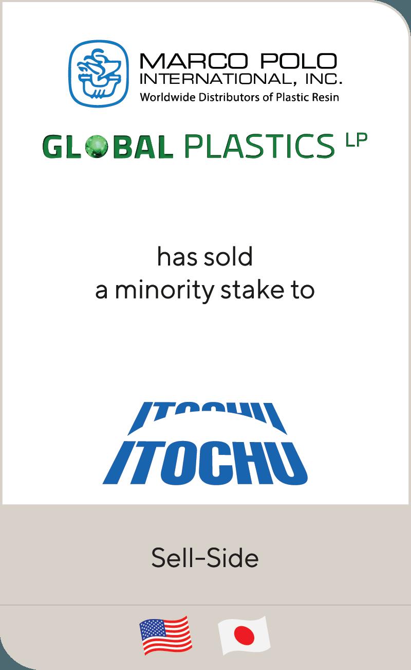 Marco Polo Global Plastics Itochu 2019
