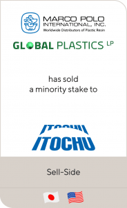 Marco Polo and Global Plastics have merged with ITOCHU to form MGI