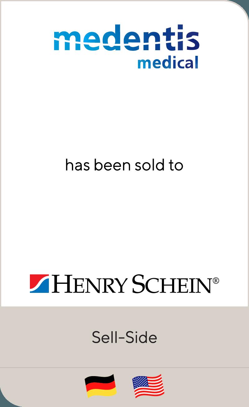 Medentis Henry Schein 2018