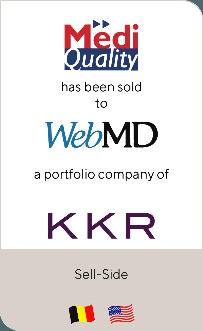 MediQuality WebMD KKR 2018