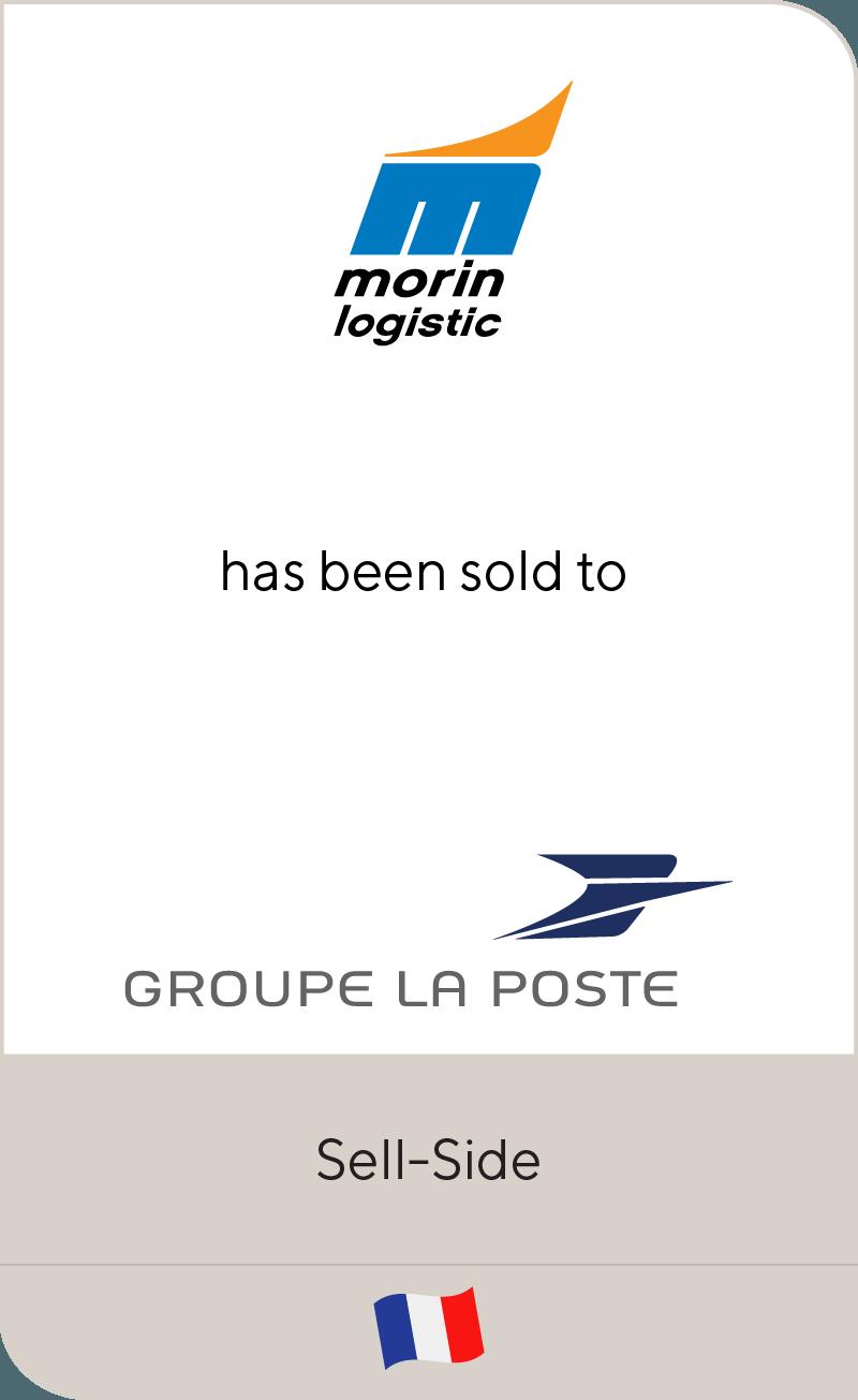 Morin Groupe La Poste 2012
