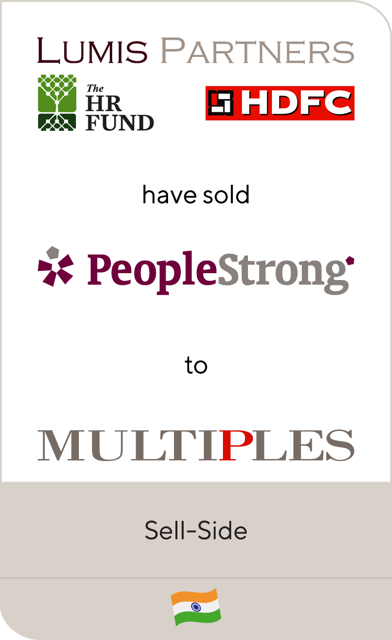 PeopleStrong has secured an investment from Multiples Private Equity