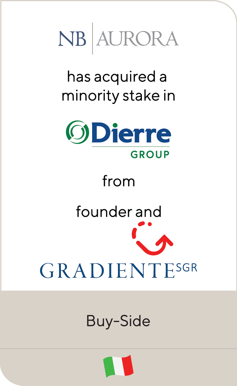 NB Aurora Dierre Group Gradient SGR 2019