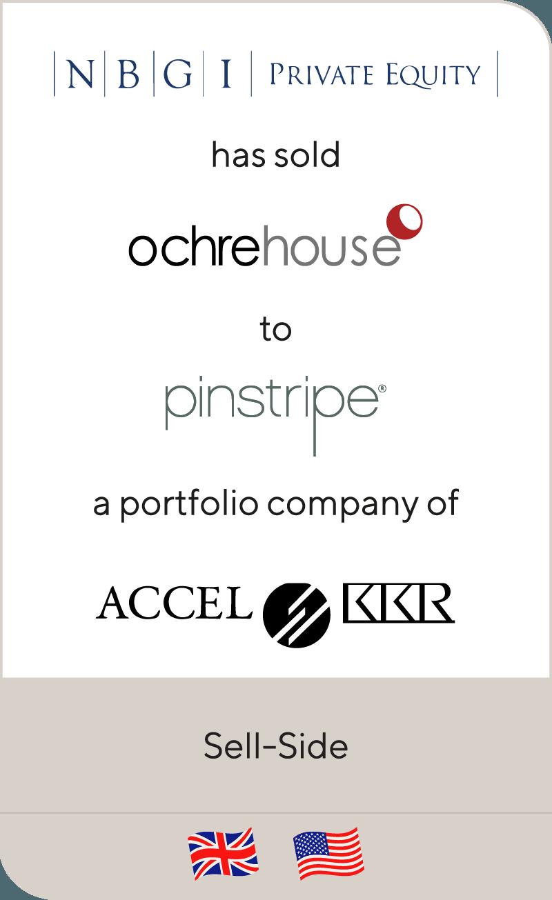 NBGI Ochrehouse Pinstripe Accel KKR 2013