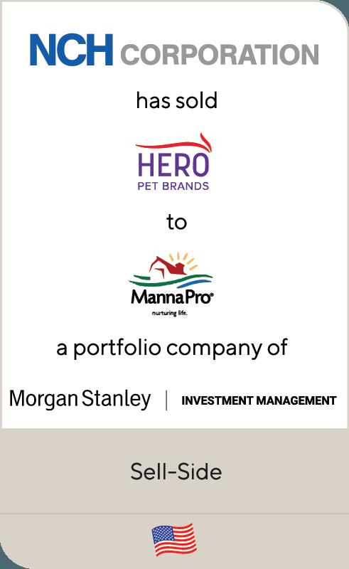 NCH Hero Pet Brands Manna Pro Morgan Stanley 2019