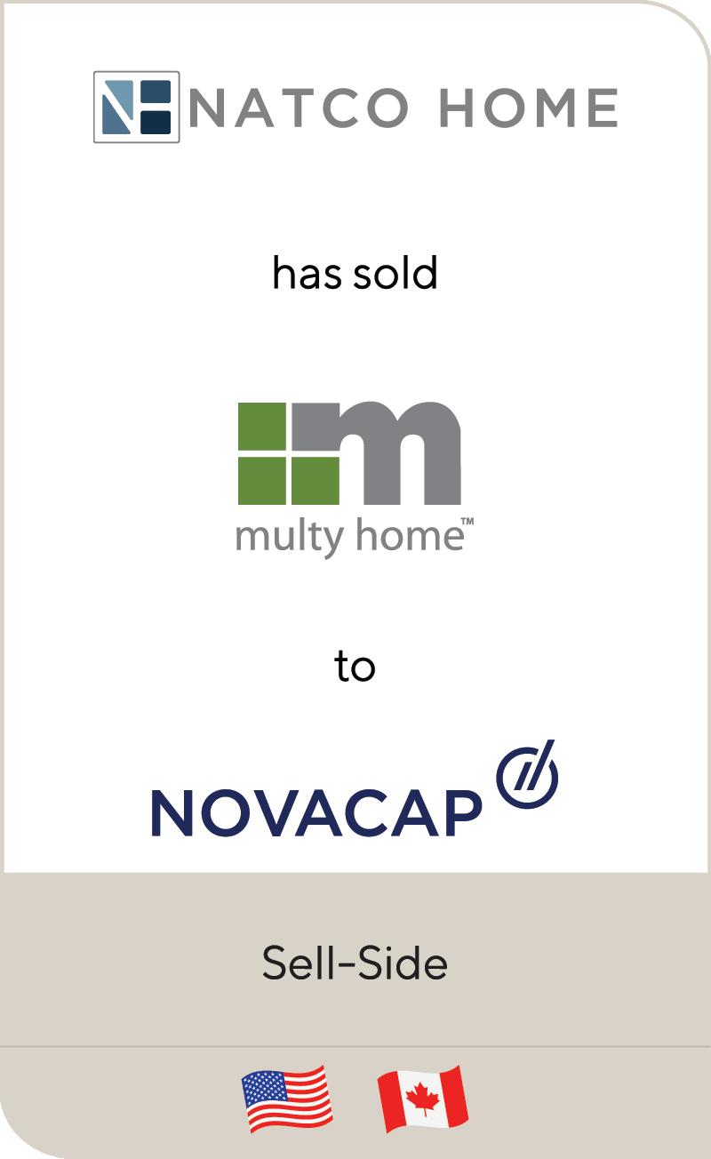 NatcoHome MultyHome Novacap 2021