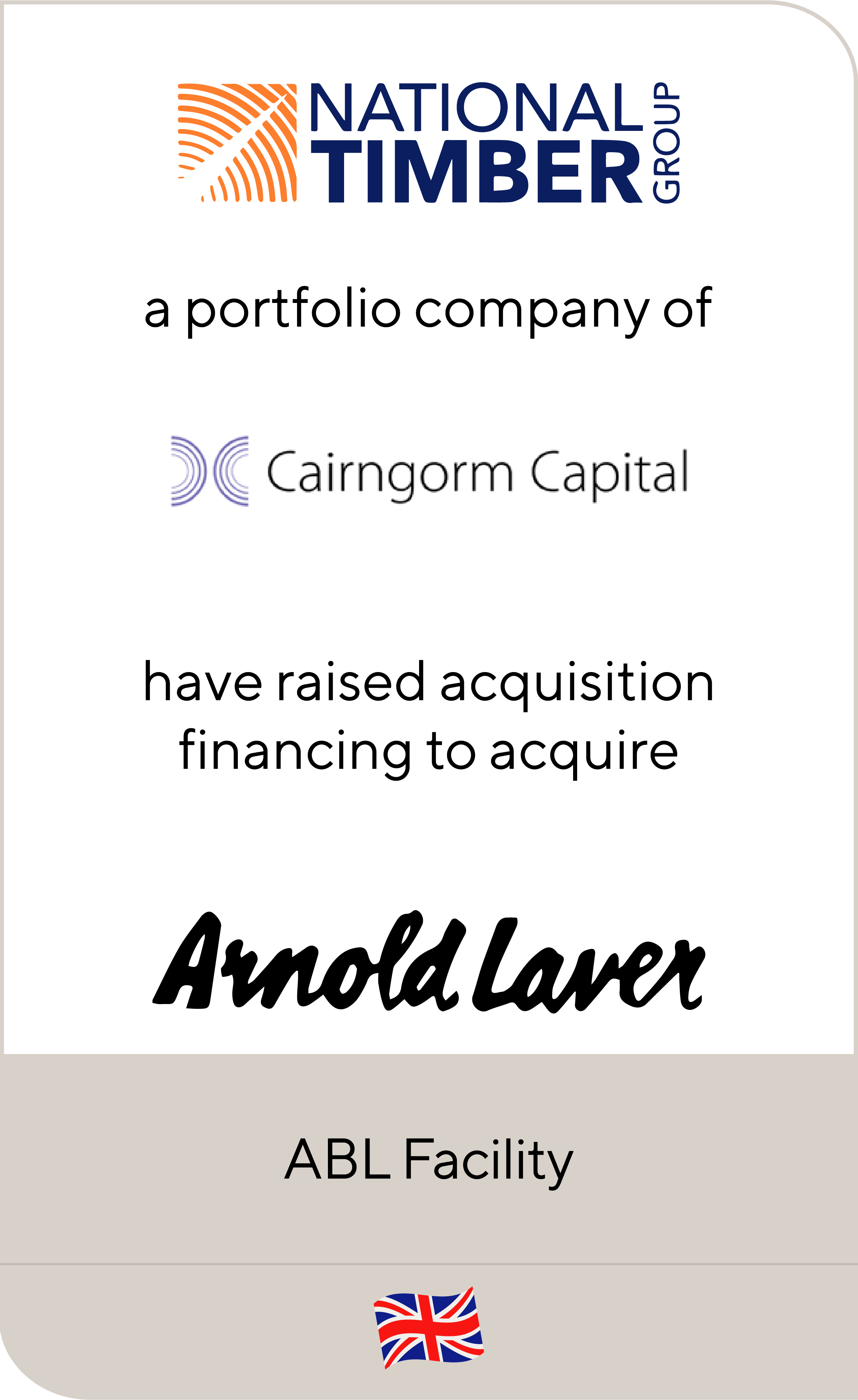 National Timber Grp Cairngorm Capital Arnold Laver 2017