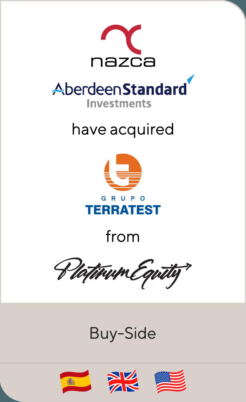 Nazca Aberdeen Standard Terratest Platium Equity 2018