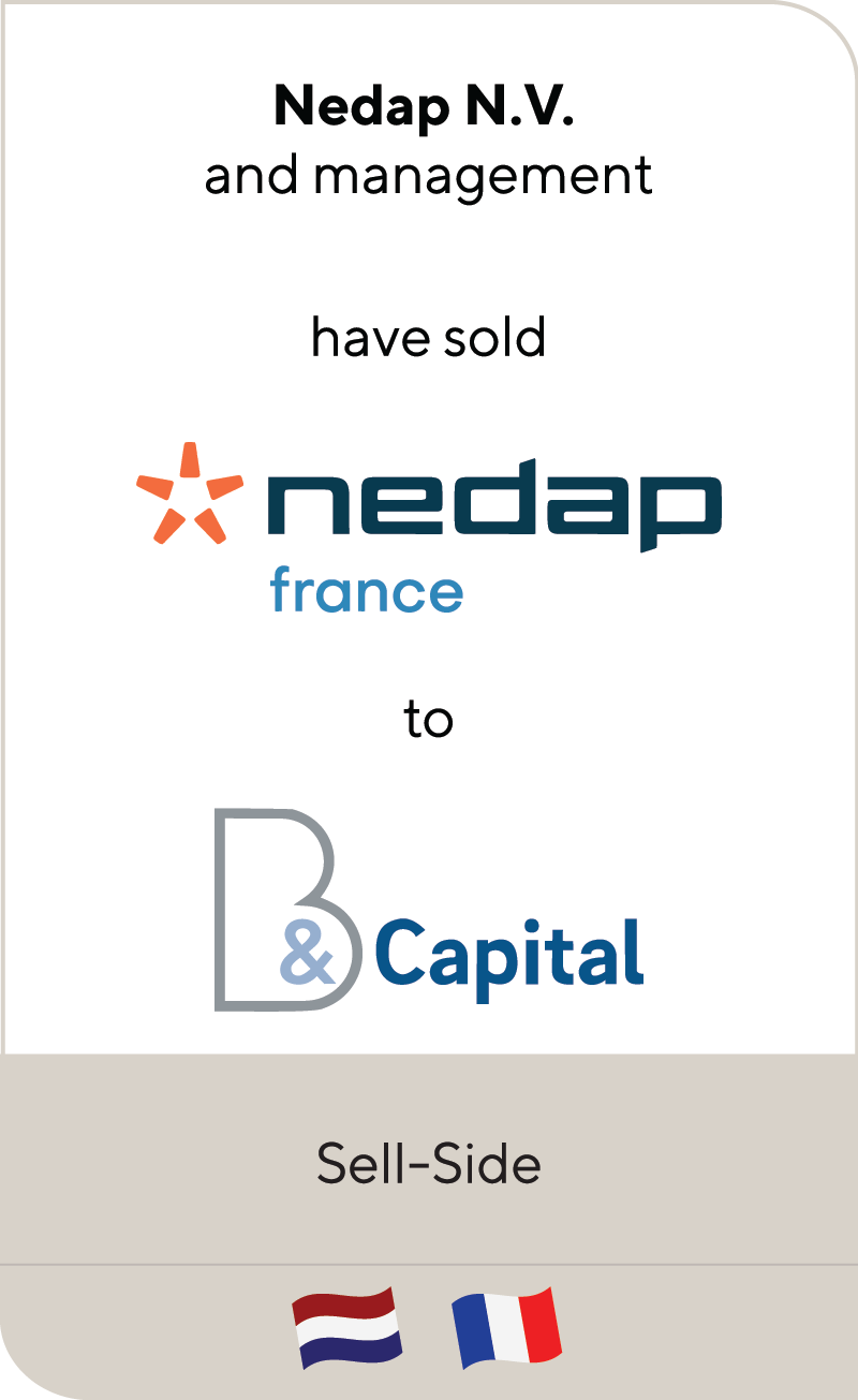 Nedap B&Capital 2019