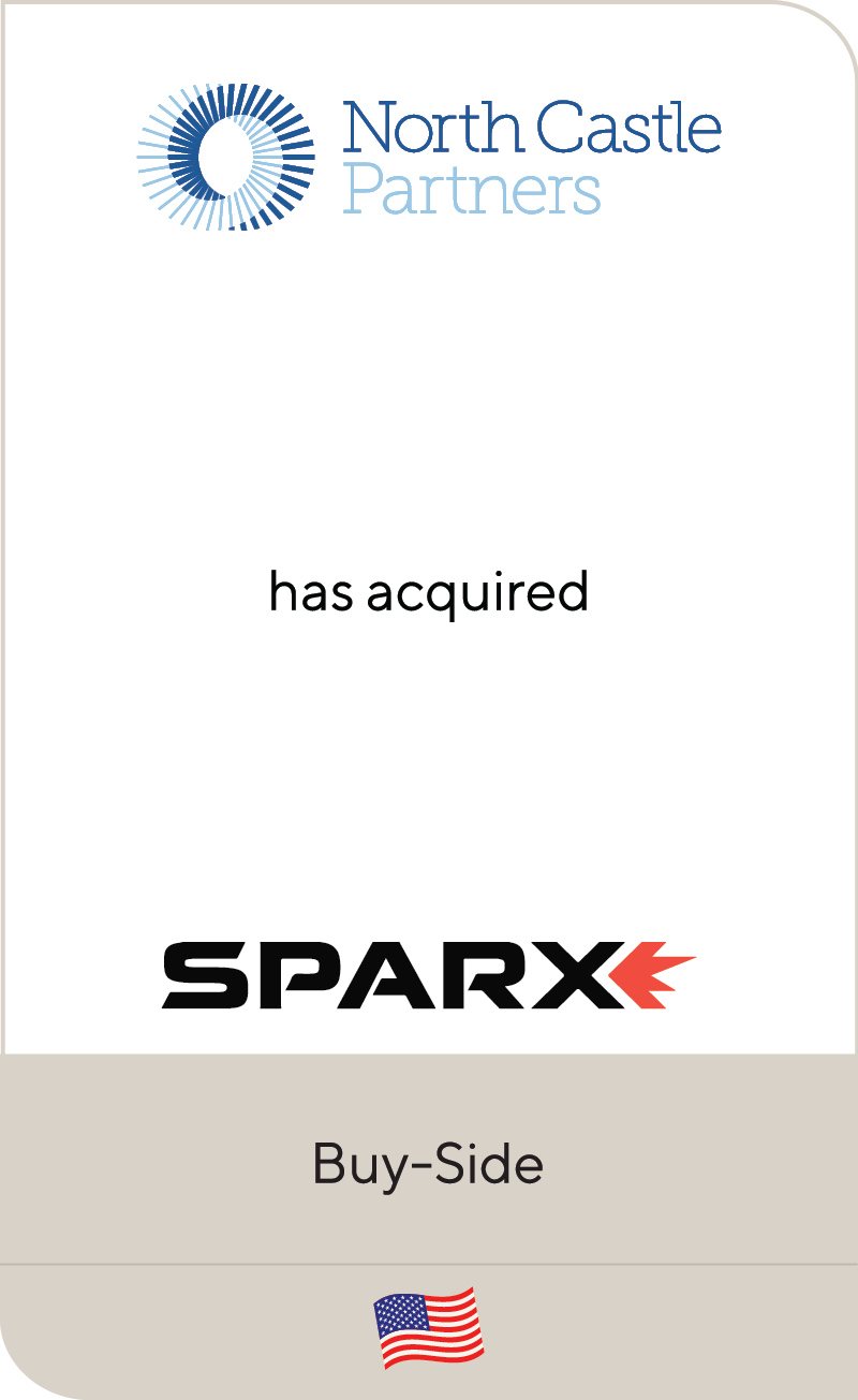 North Castle Partners Sparx 2020
