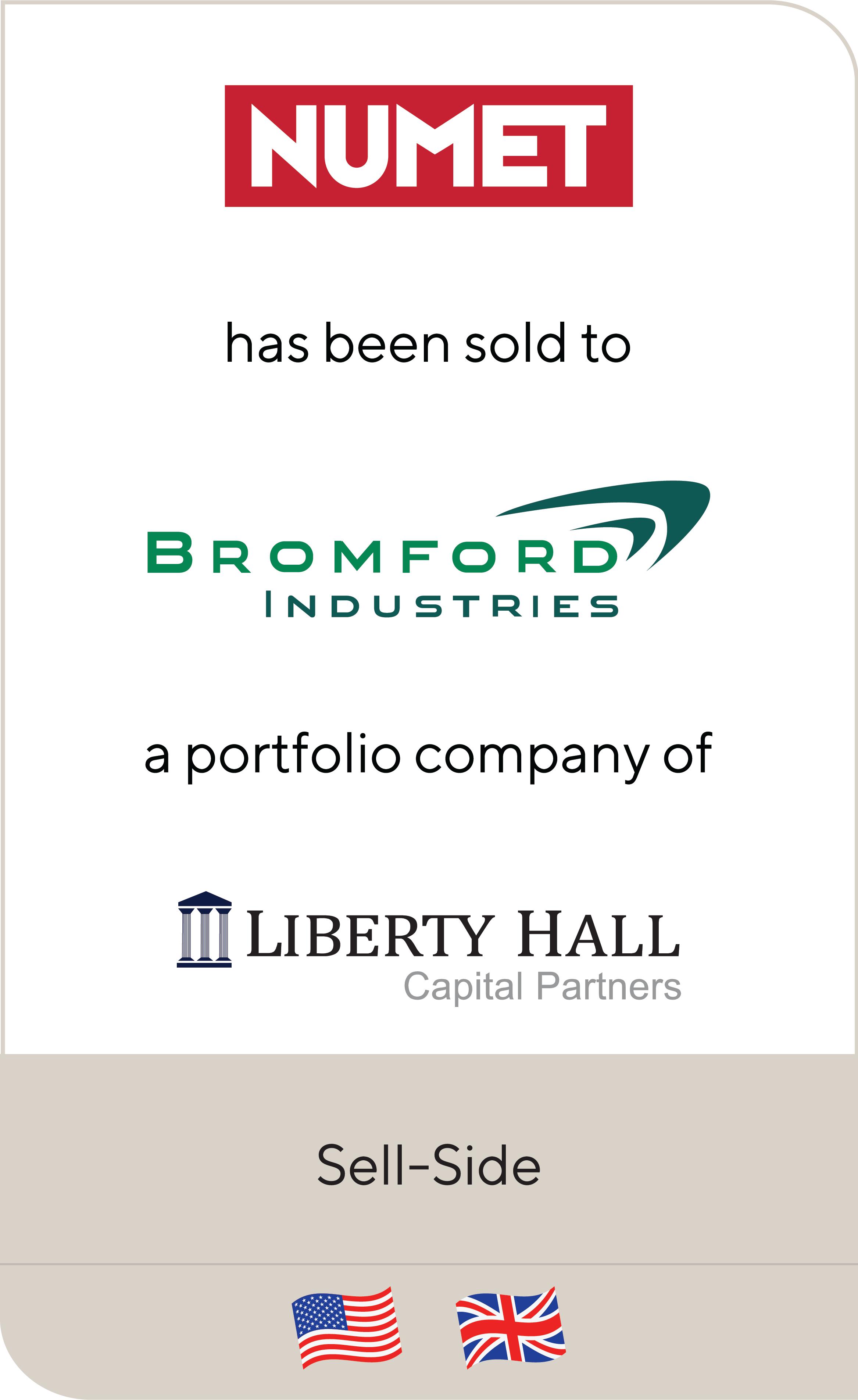 Numet Bromford Liberty Hall 2019