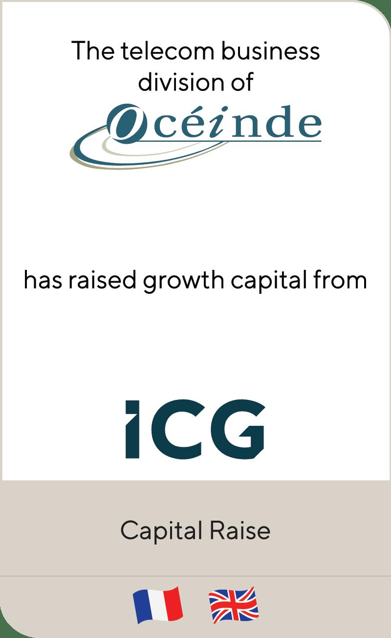 Oceinde ICG 2019