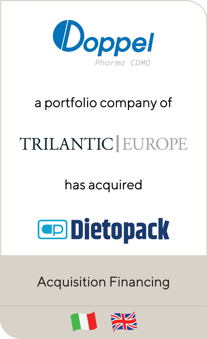 Doppel Trilantic Europe Dietopack 2020