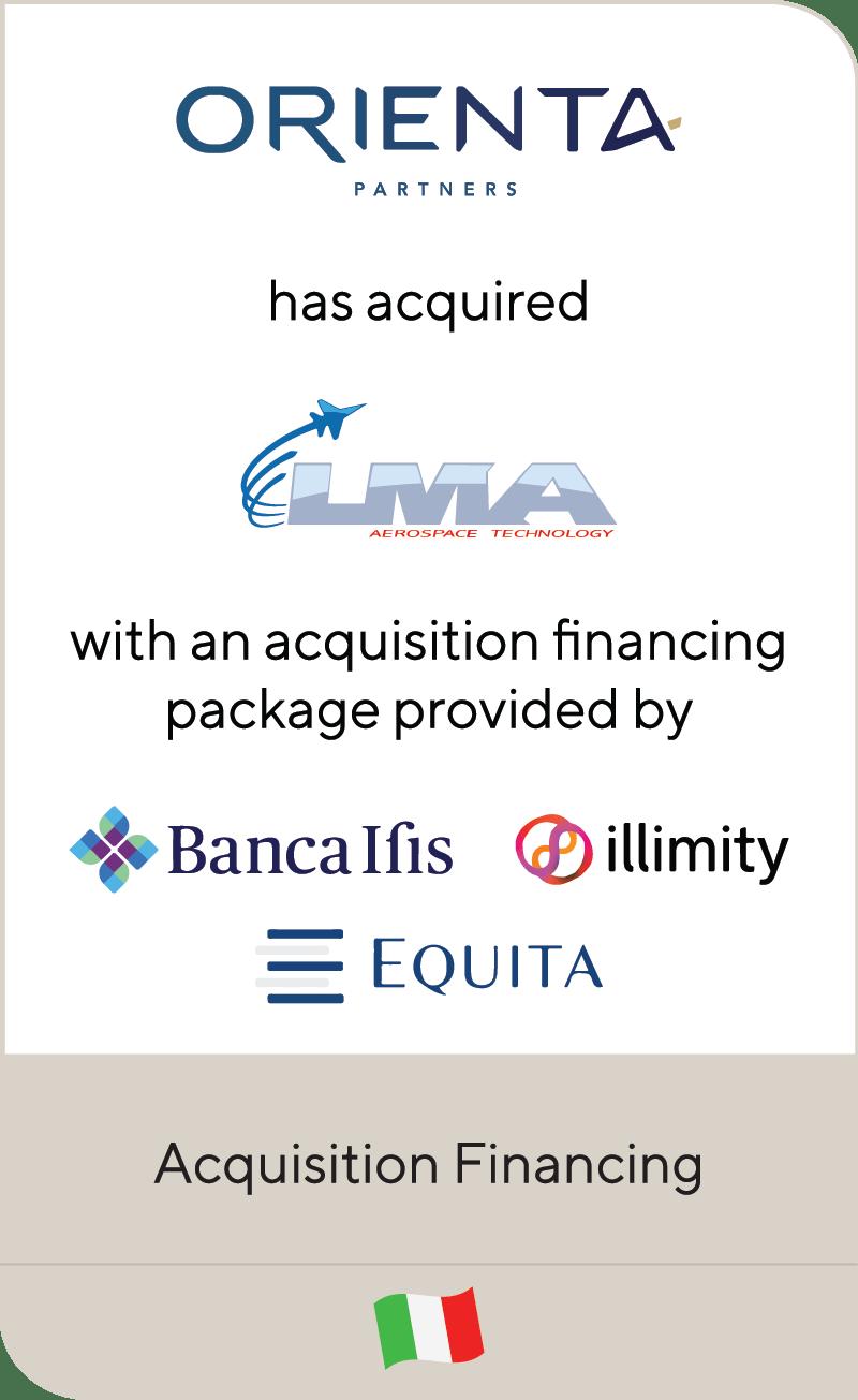 Orienta Partners LMA Banca Ilimity Equita 2020