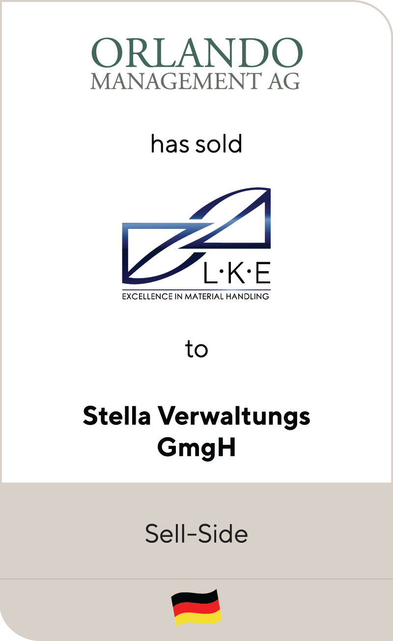 Orlando Management LKE Group Stella Verwaltungs 2017