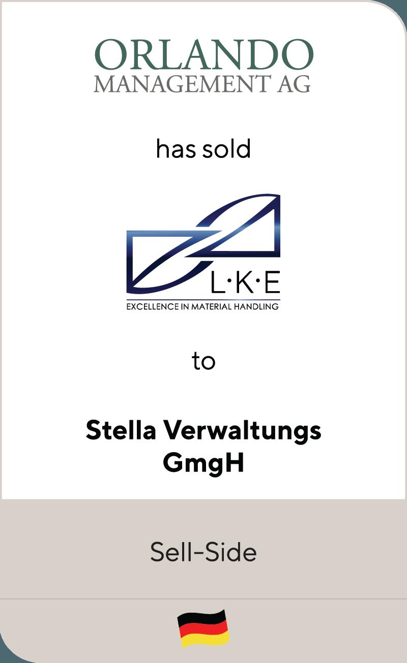 Orlando Management LKE Group Stella Verwaltungs 2017