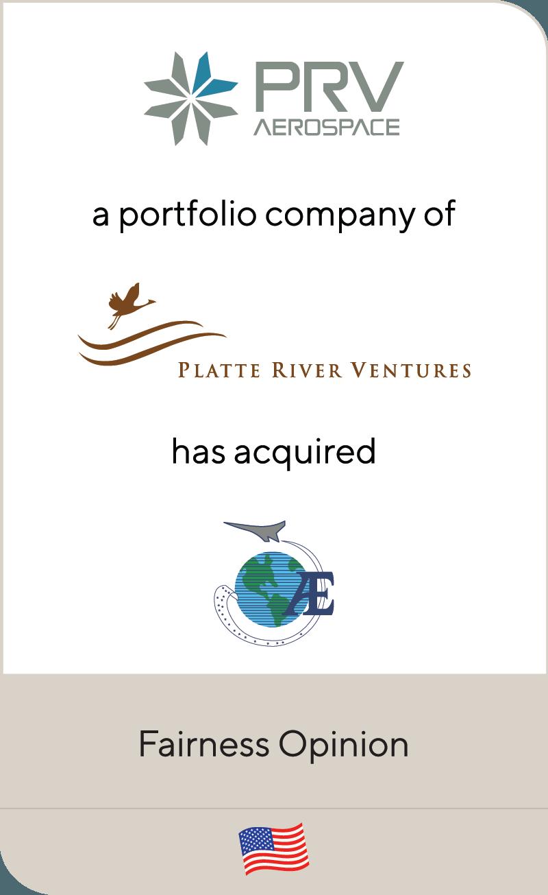 PRV Aerospace Platte River Ventures Arden Engineering 2010