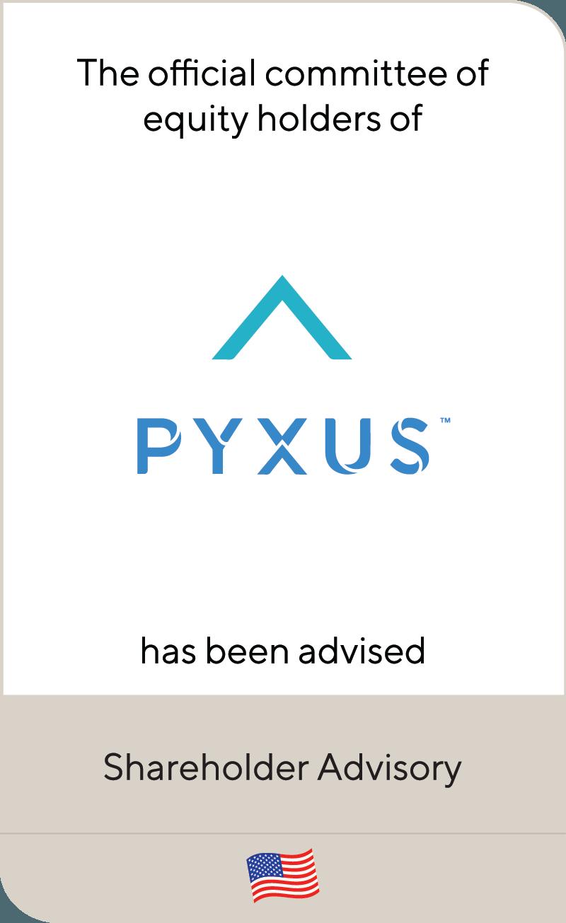PYXUS 2020