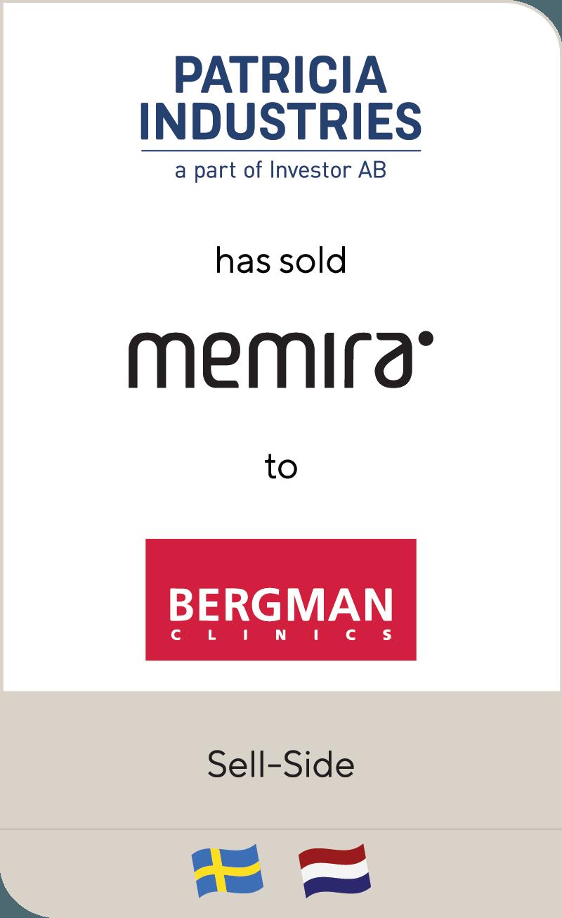 Patricia Industries Memira Bergman Clinics 2019
