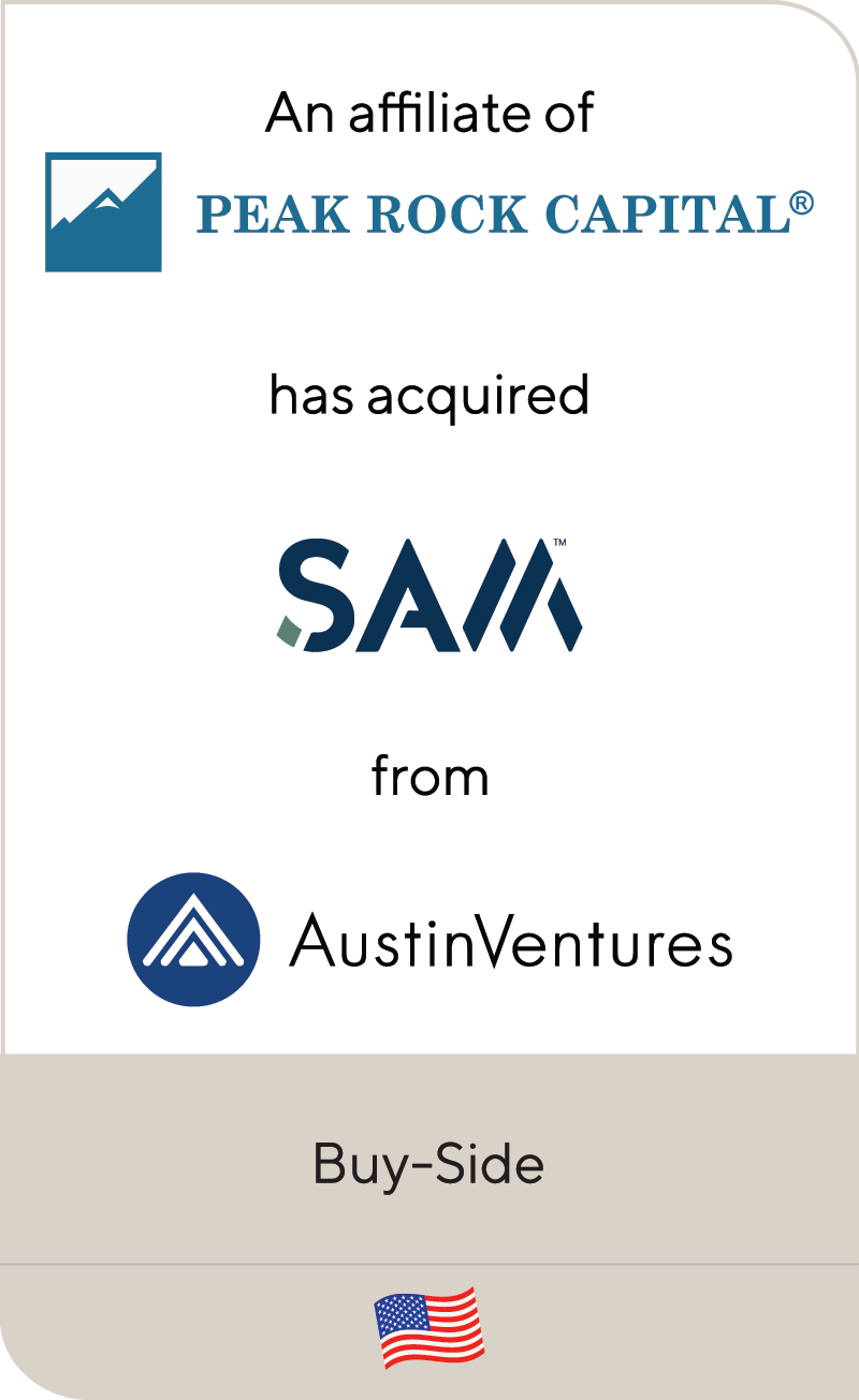 Peak Rock Capital Surveying And Mapping Austin Ventures 2021
