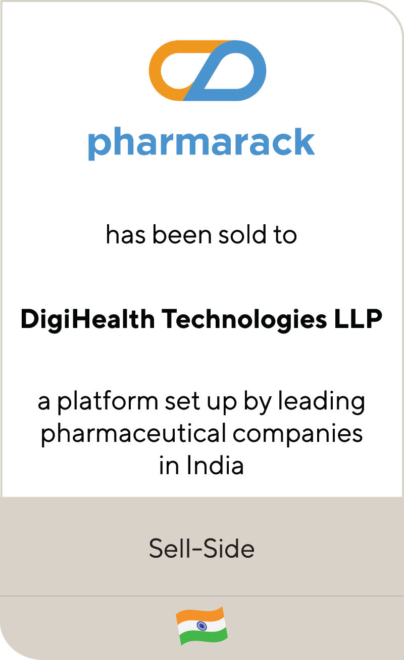 Pharmarack DigiHealth Technologies 2021