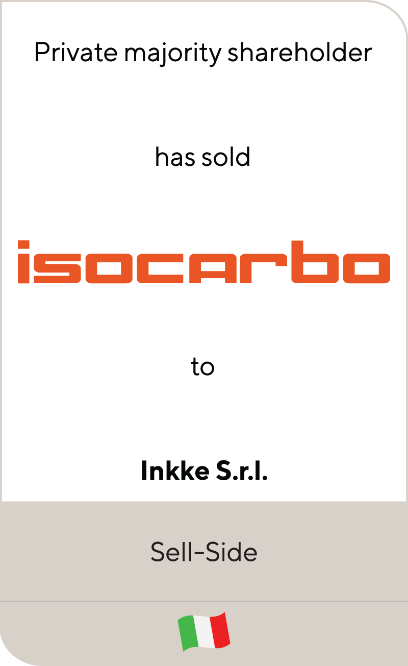 Private Shareholders Isocarbo Private Investor 2019