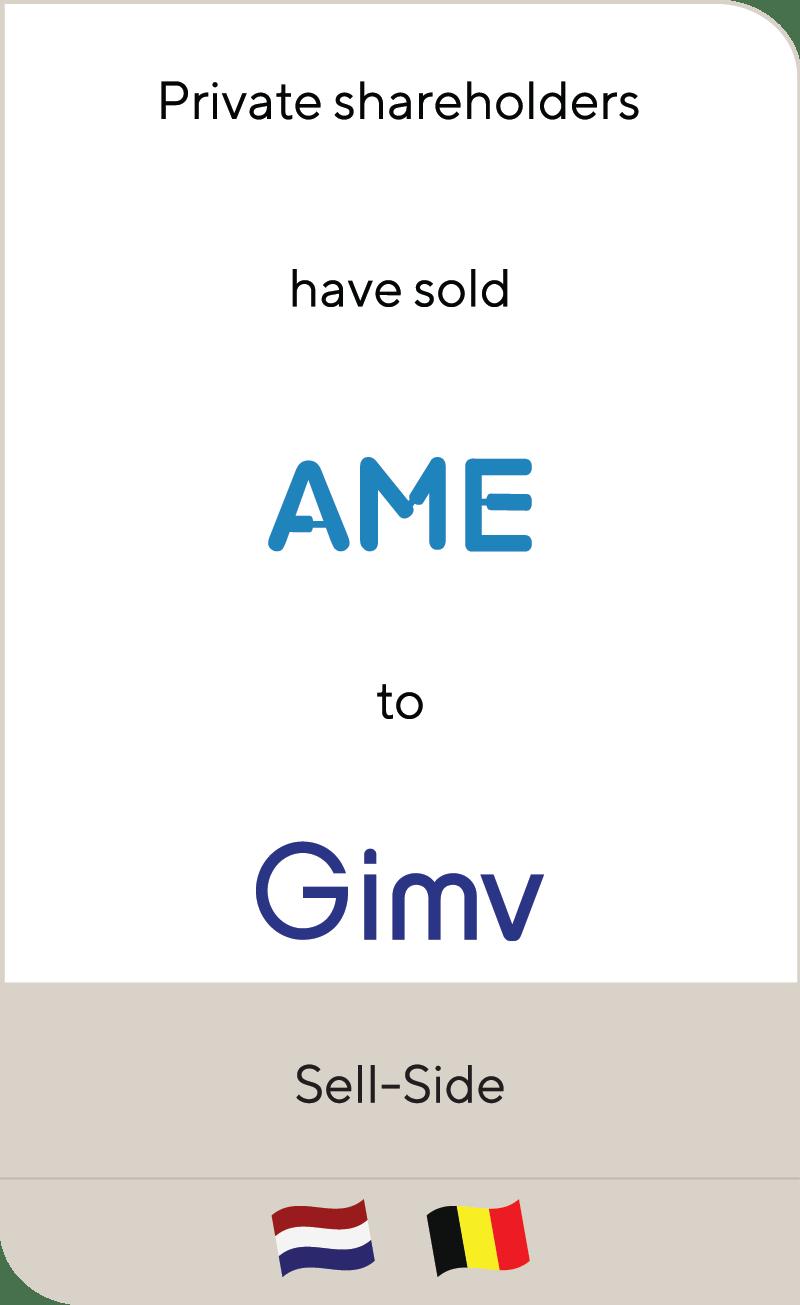 PrivateShareholder AME Gimv 2020