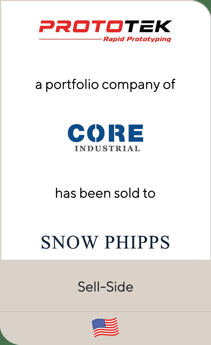 Prototek CORE Industrial Snow Phipps 2020
