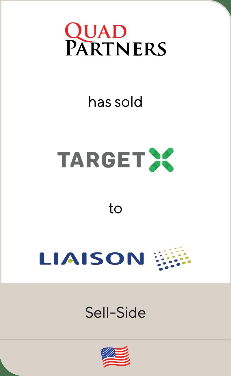 Quad Partners TargetX Liaison 2020