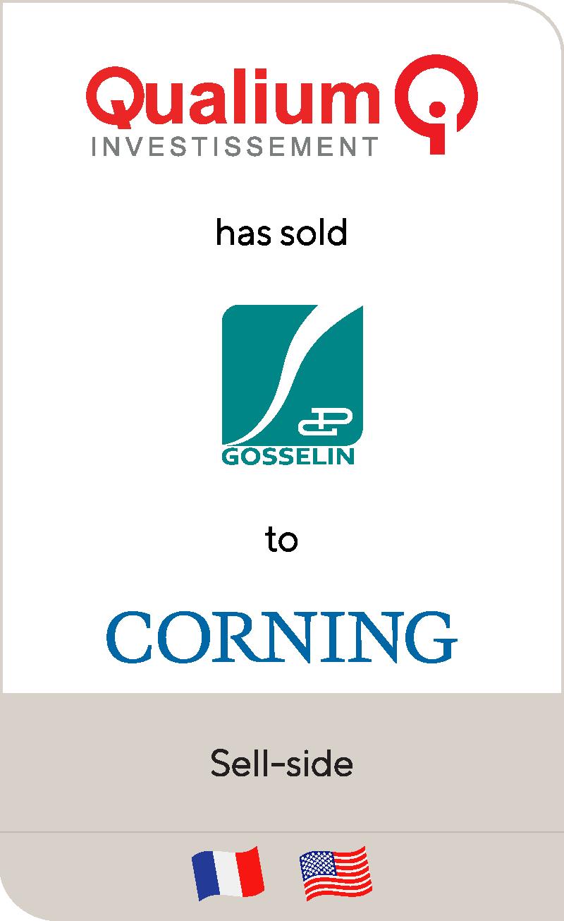 Qualium Gosselin Corning 2010