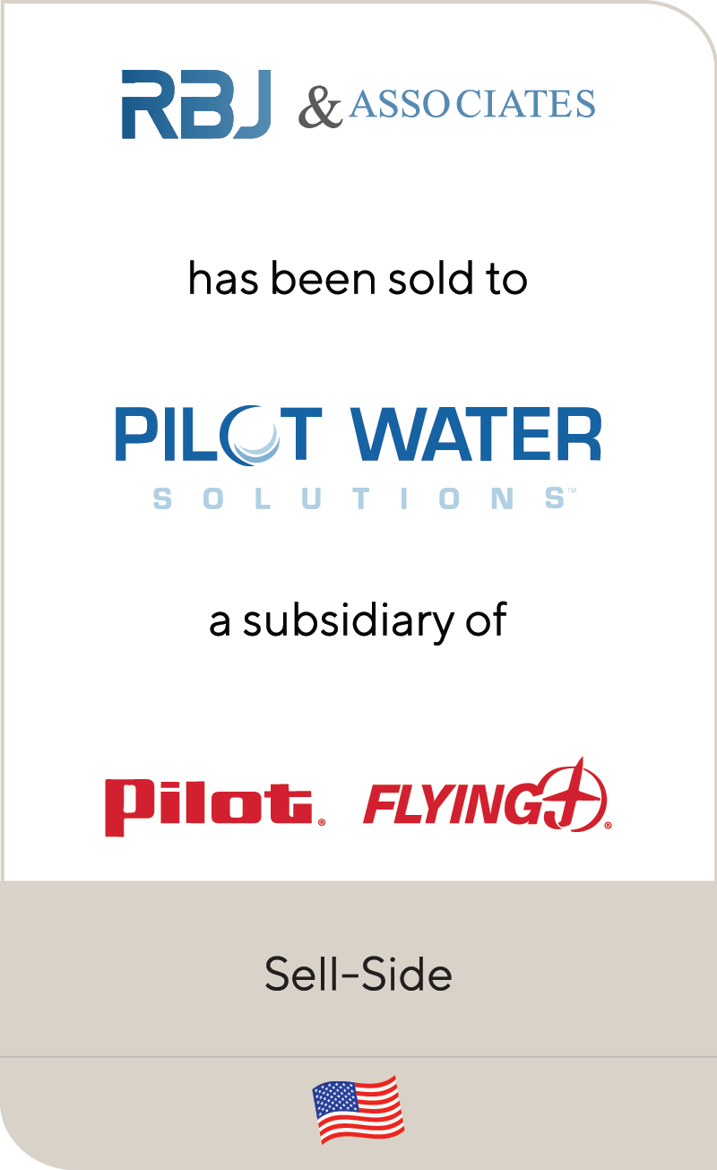 RBJ & Associates Pilot Water Solutions Pilot Flying 2019