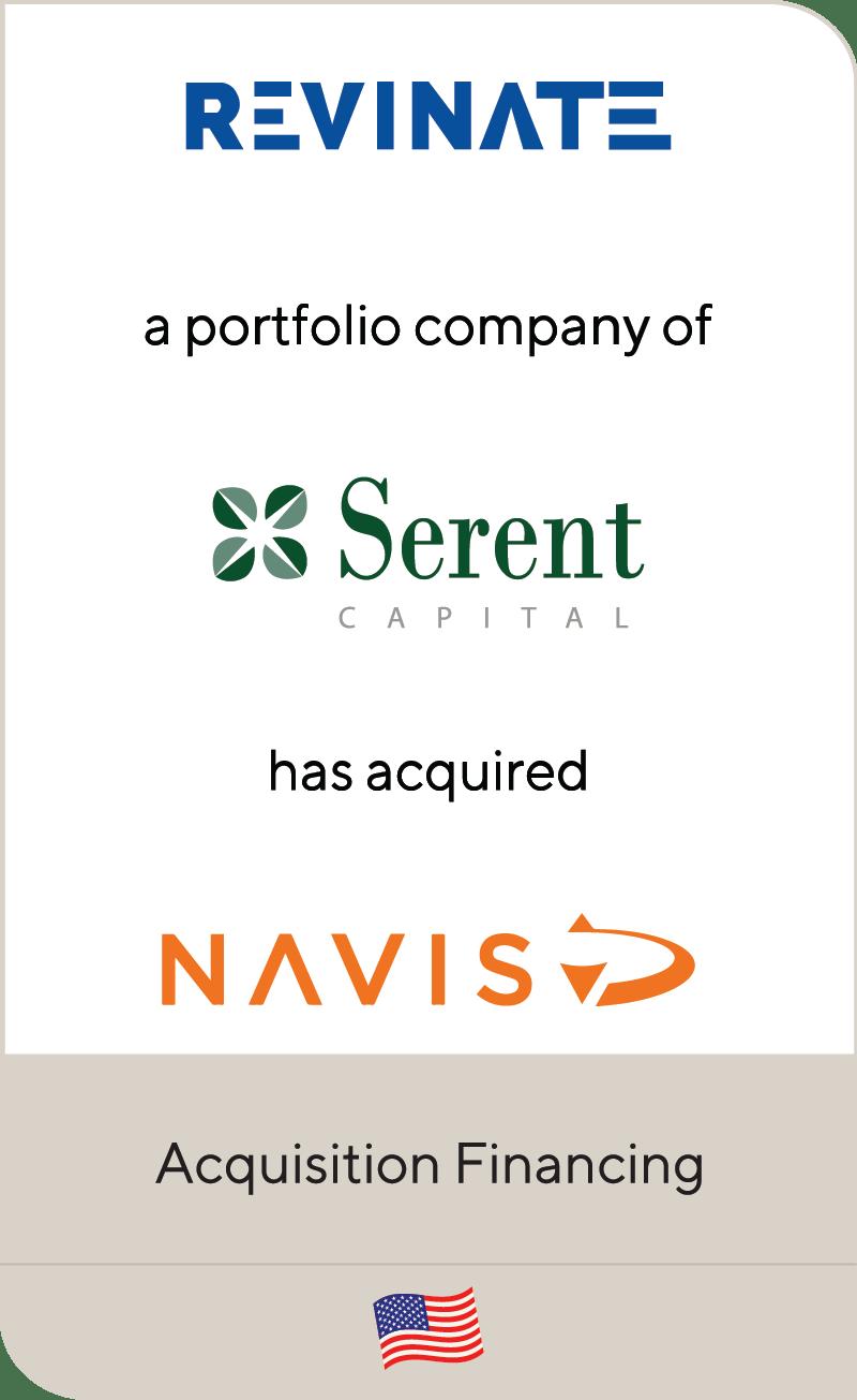 Revinate Serent Capital Navis 2021