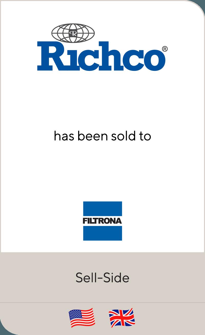 Richco Filtrona 2011
