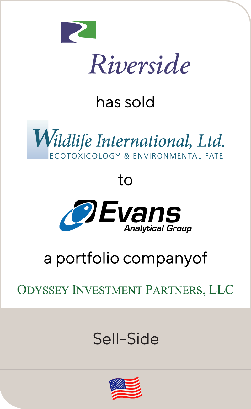 Riverside Wildlife Evans Odyssey 2012