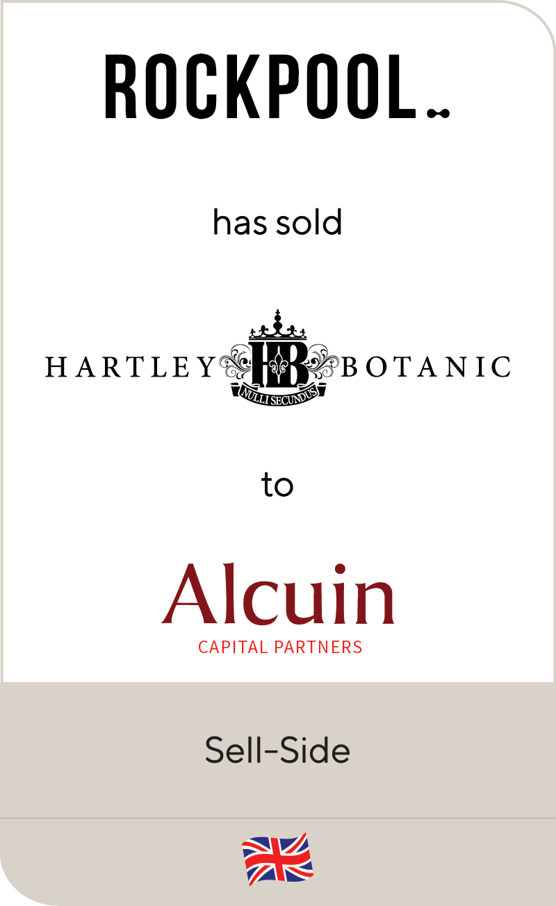 Rockpool Investment Hartley Botanic Alcuin Capital 2021