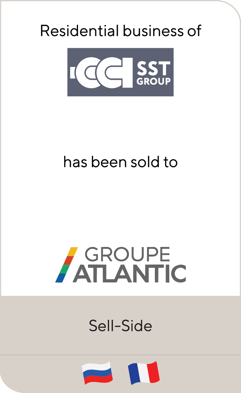 SST Group Groupe Atlantic 2018